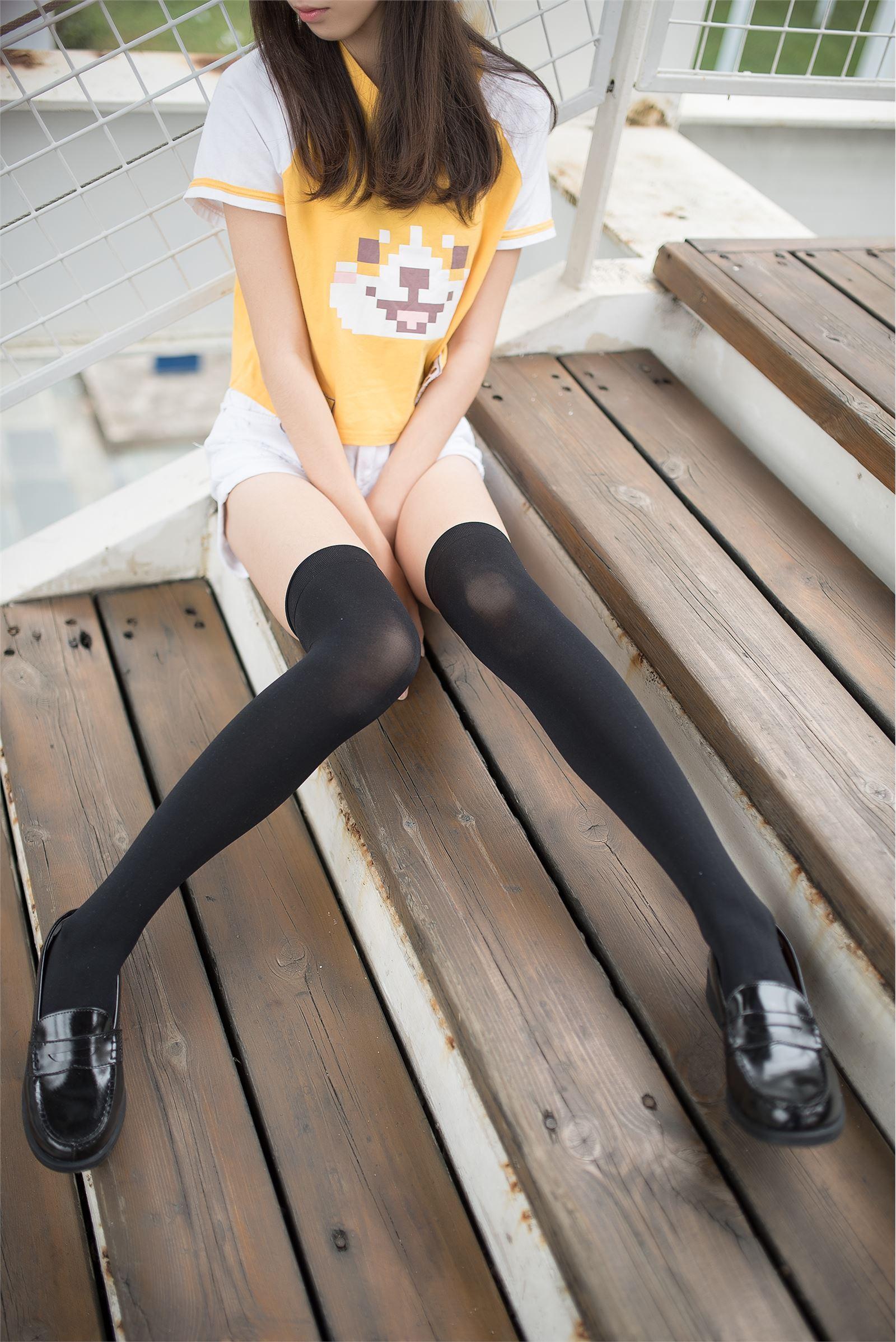 风之领域写真 NO.002 黑丝长腿