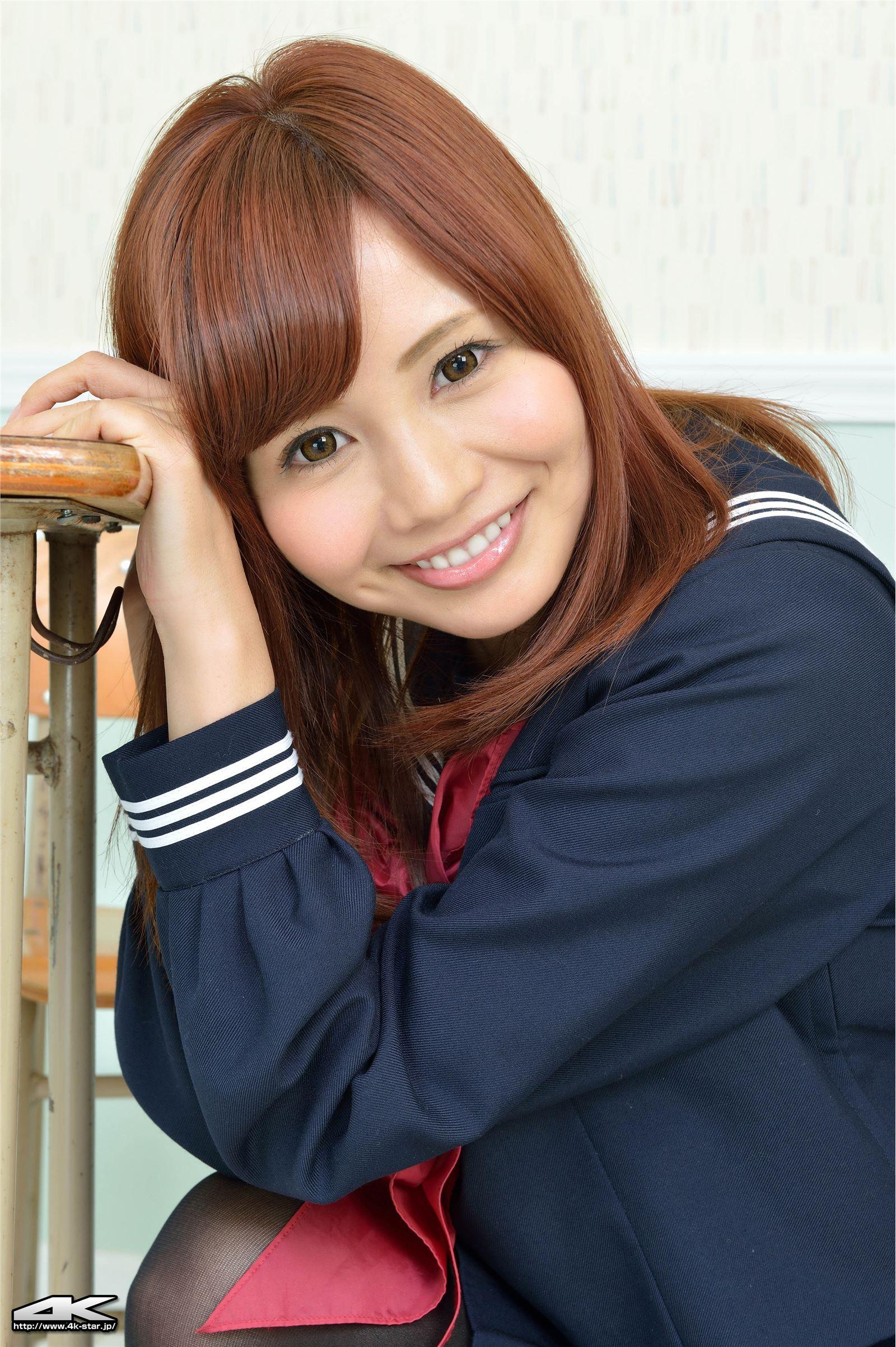 4K-STAR 2016.07.13 NO.624 Ando Chihiro SchoolGirl