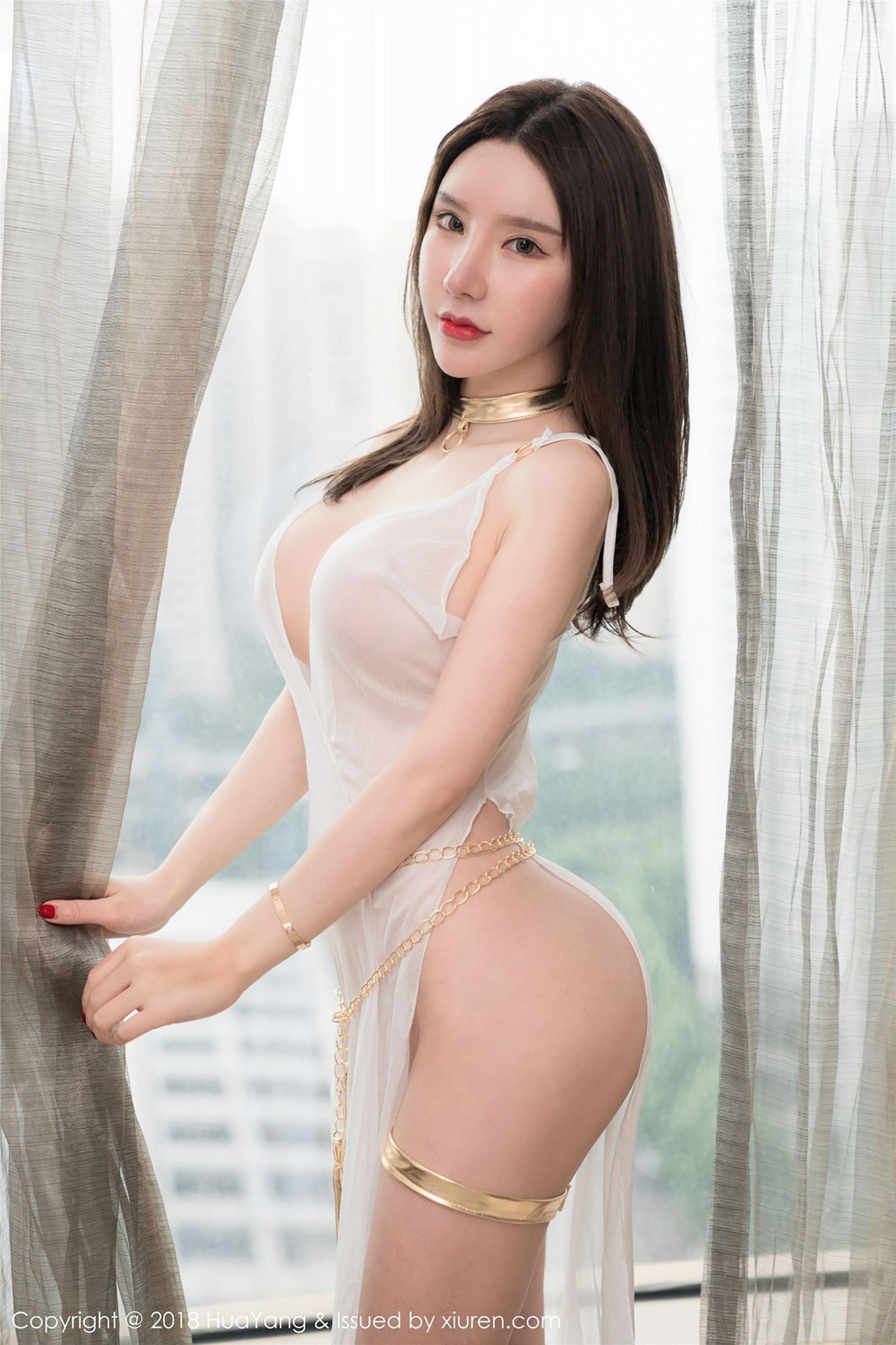 HuaYang花漾 2018.08.24 Vol.076 周于希