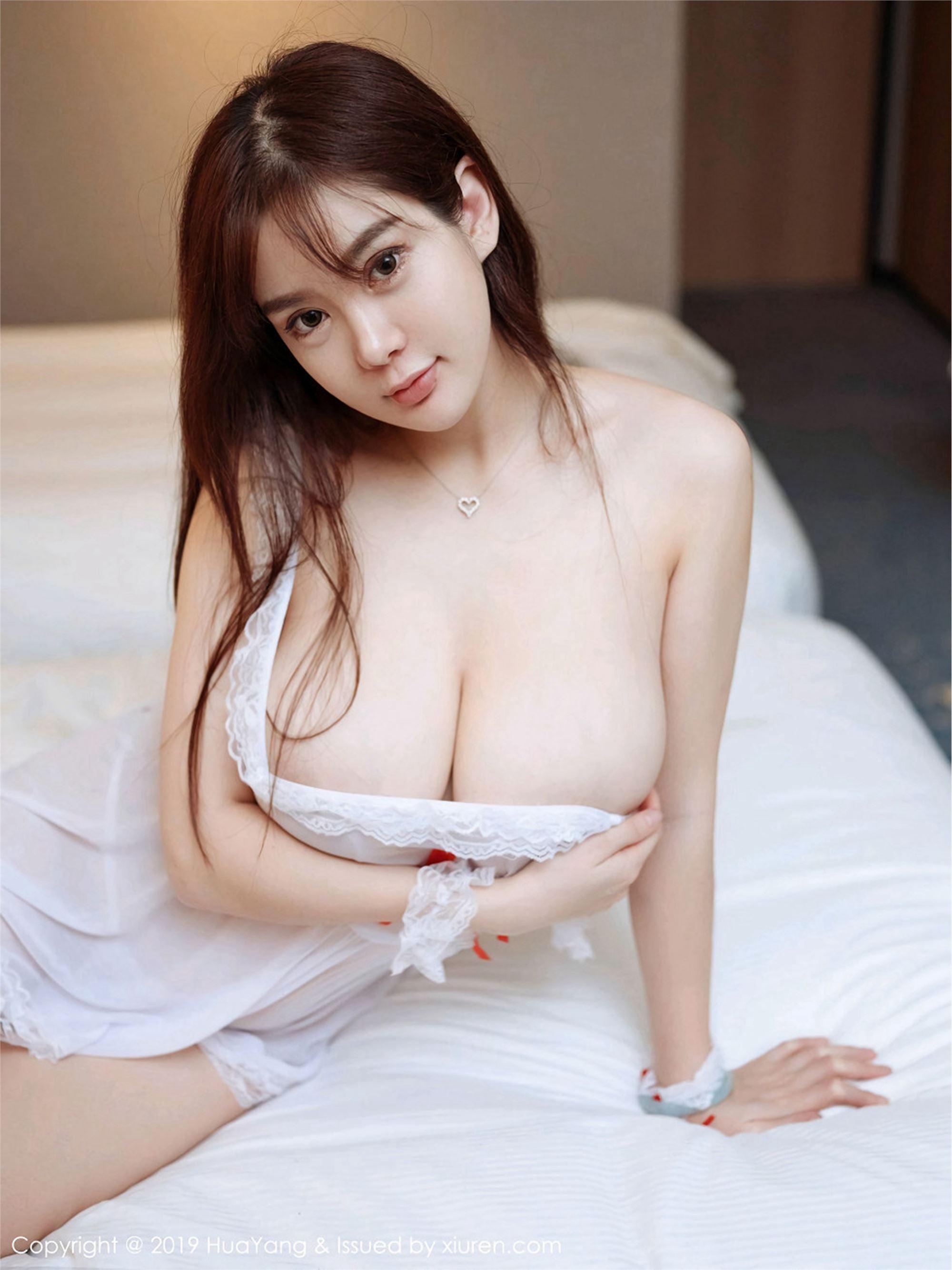 [HuaYang花漾]2019.01.24 Vol.111 易阳Silvia(1)
