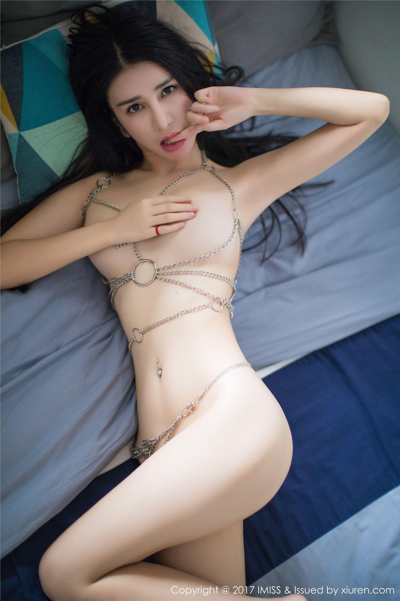 IMISS IMS20171206VOL0203 2017.12.06 VOL.203 李李七七喜喜