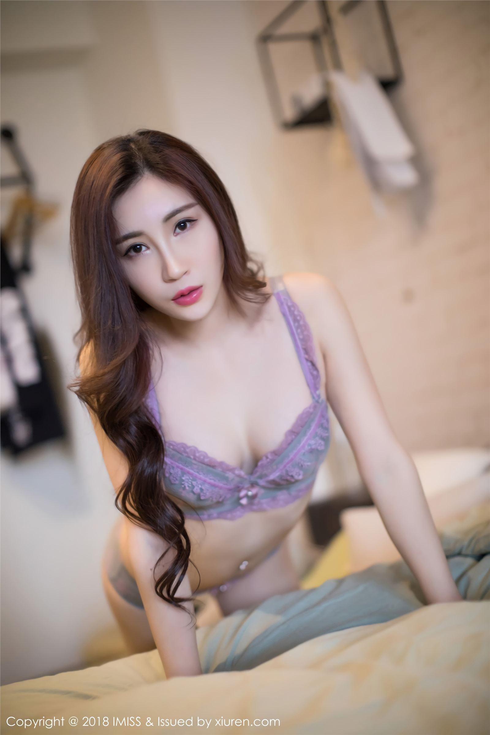 IMISS爱蜜社 写真 2018.02.08 VOL.216 美女主播 孙梦瑶V