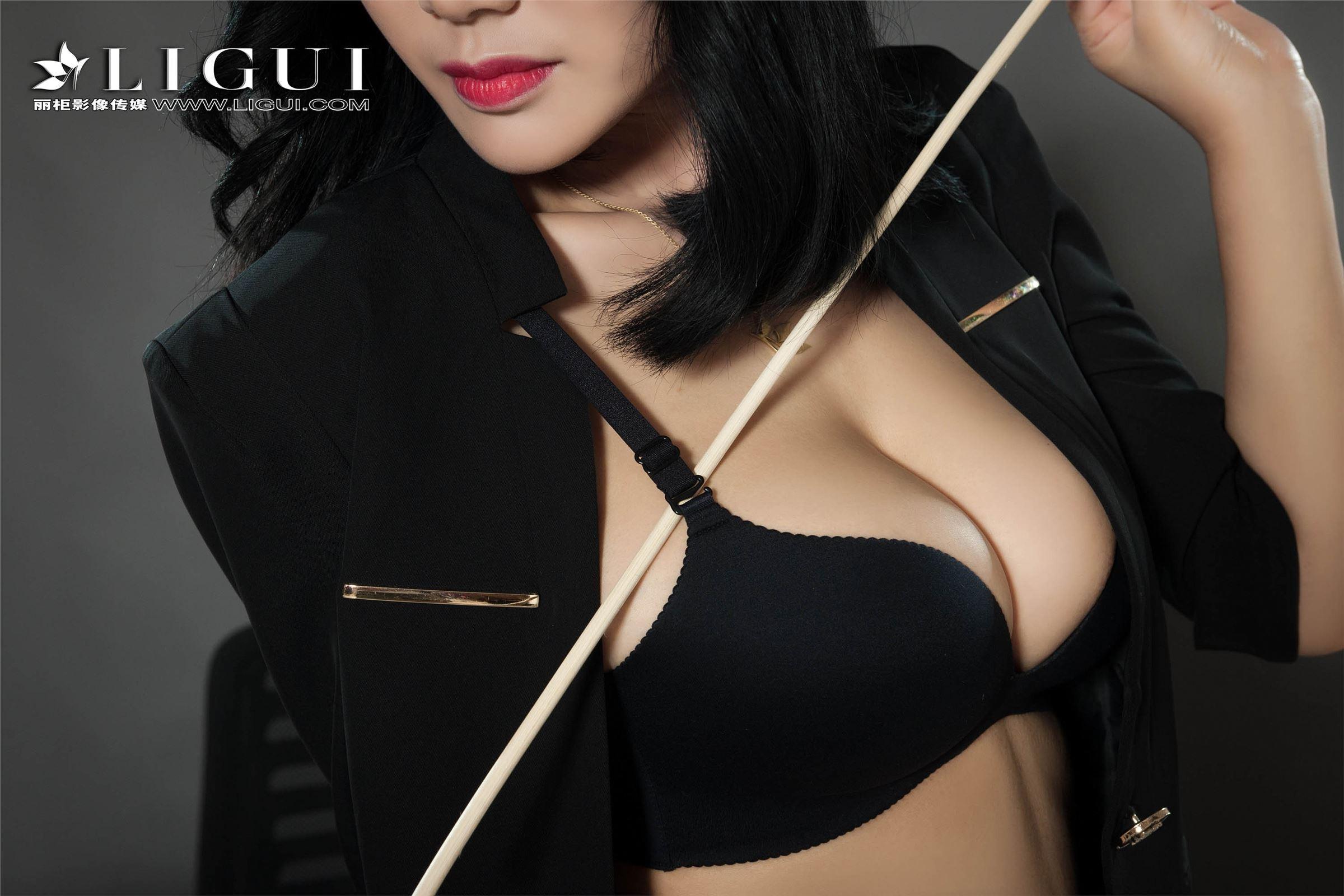 Ligui丽柜 网络丽人 2018.10.16 Model 陈宸