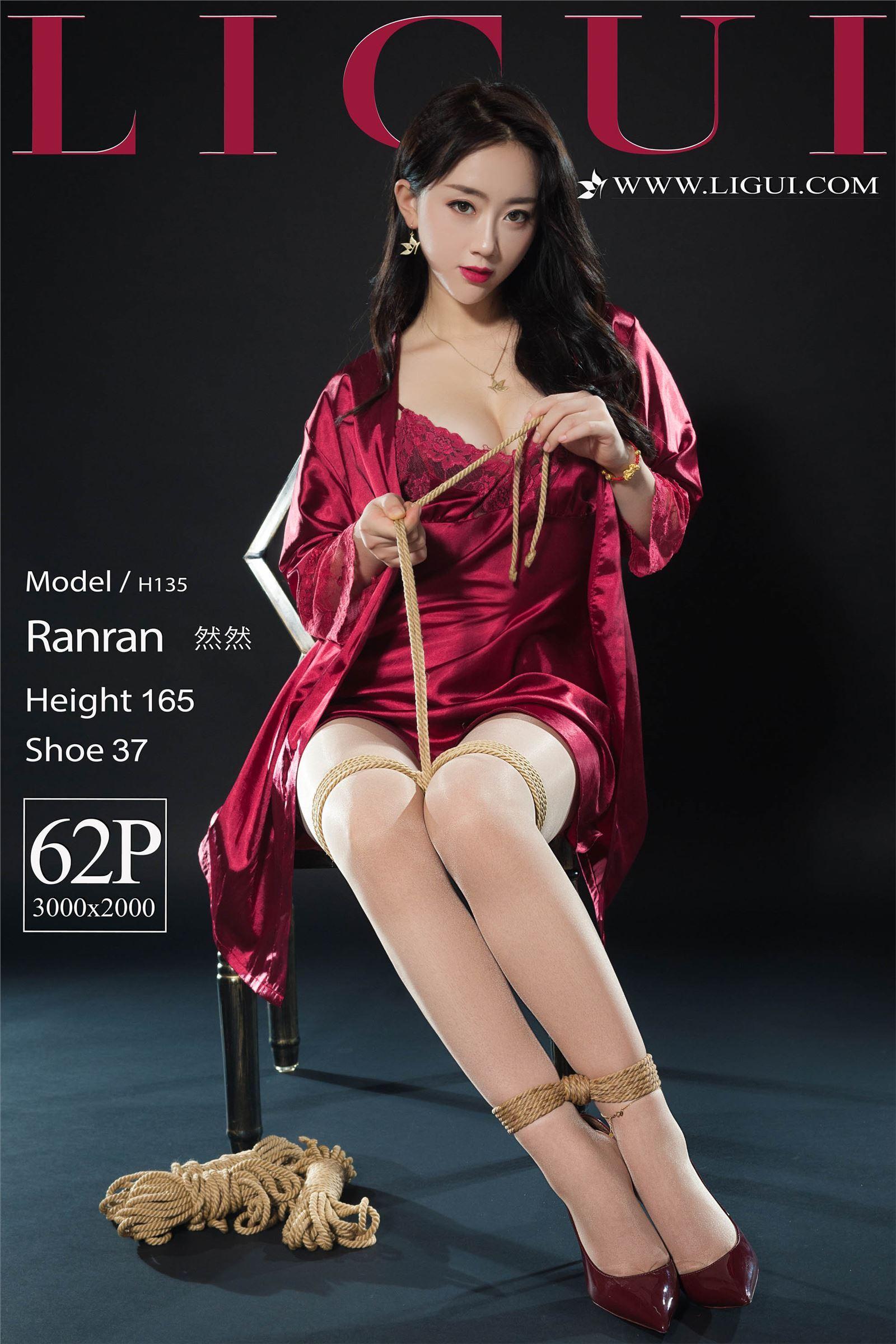 Ligui丽柜 网络丽人 2018.10.19 Model 然然