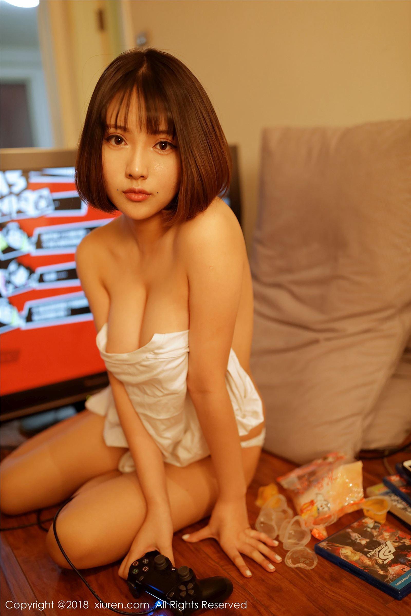 XIUREN秀人网 2018.09.05 No.1148 小魔女奈奈