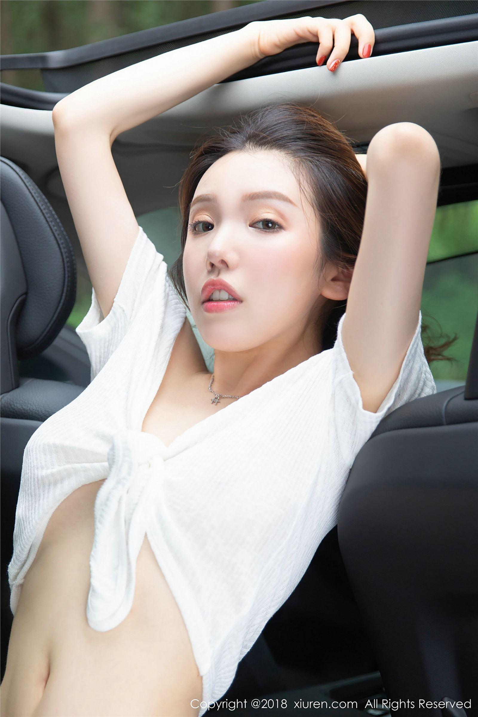 XIUREN秀人网 2018.09.06 No.1150 黄楽然