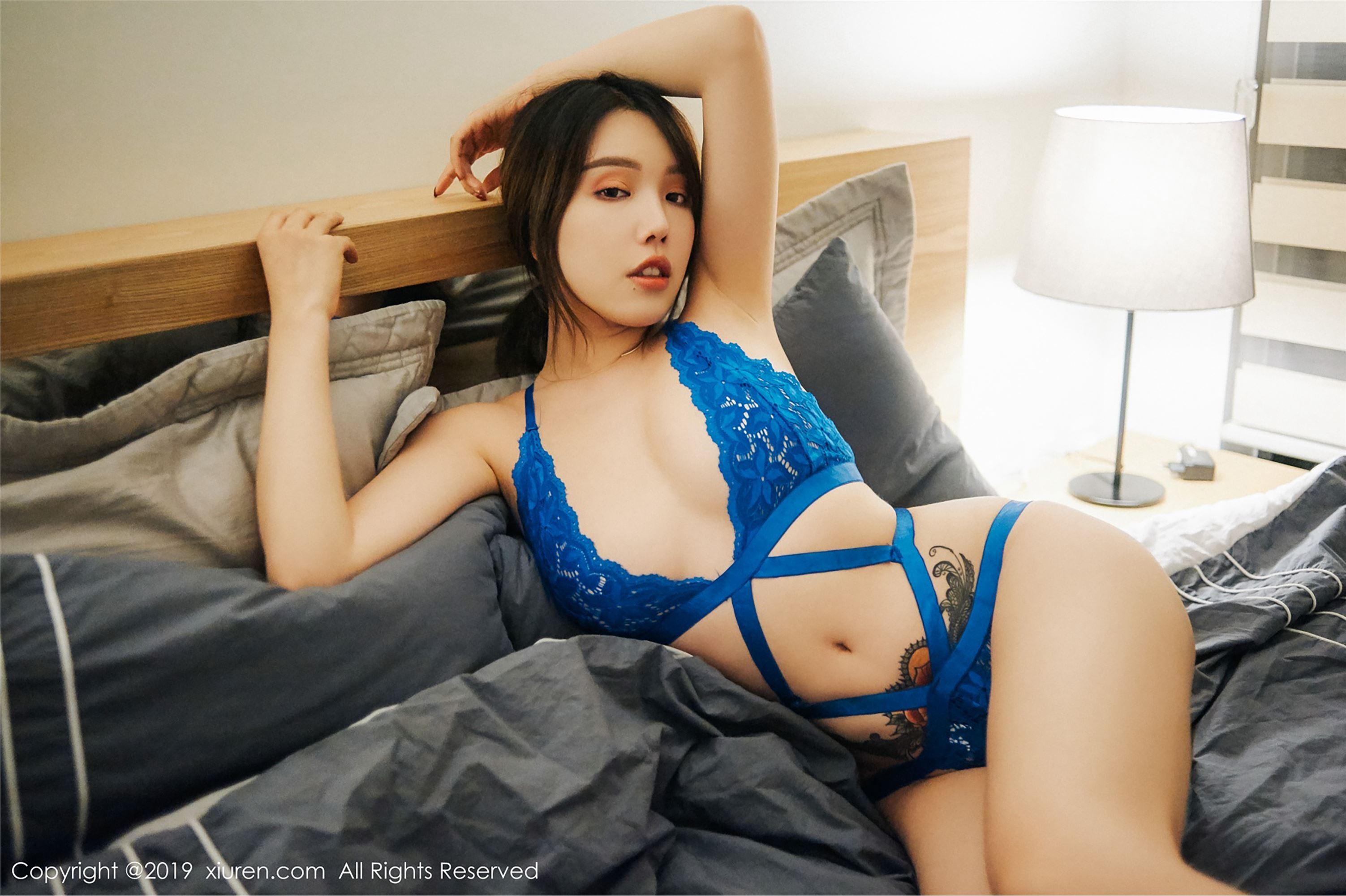 [XiuRen秀人网] 2019.02.11 No.1332 黄楽然(1)