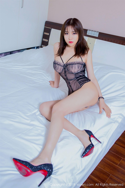[XIUREN秀人网] 2019.02.12 No.1333 小绵绵(1)
