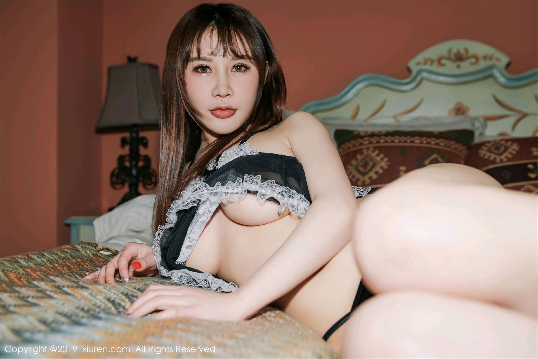 XIUREN秀人网  2019.04.28 No.1422 苏可er