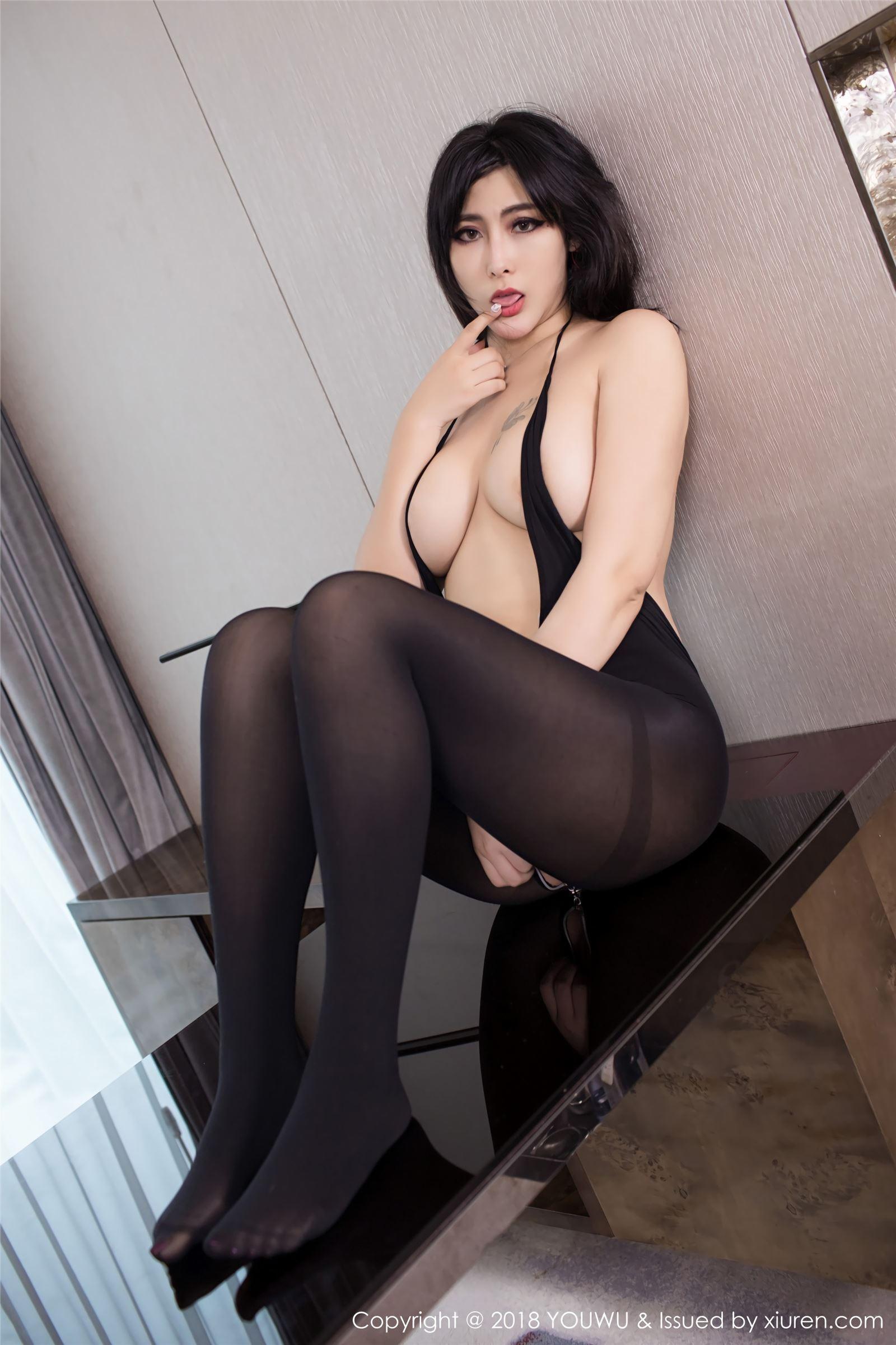 YouWu 尤物馆 2018.08.27 VOL.113 孟狐狸FoxYini