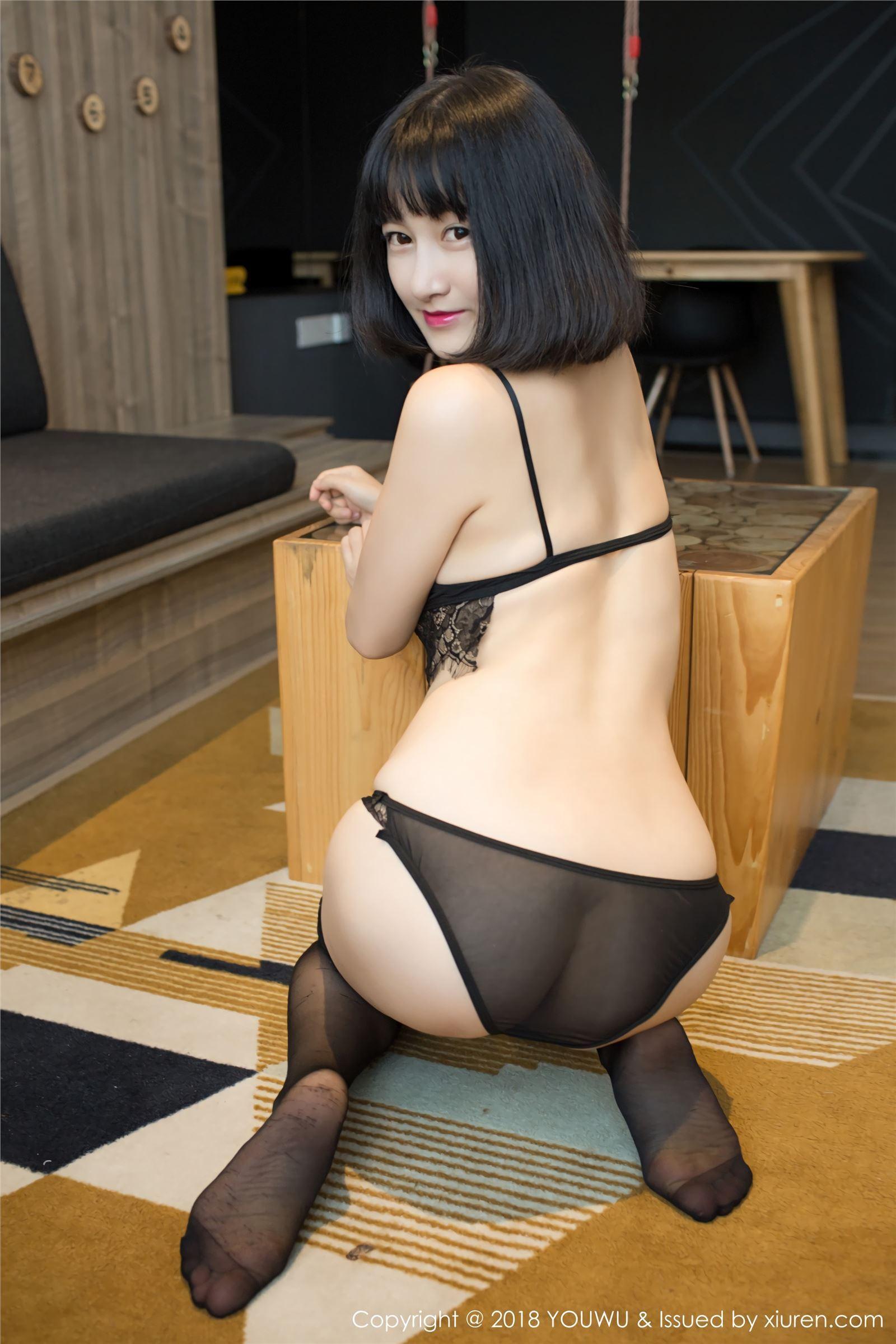 YouWu 尤物馆 2018.08.29 VOL.114 小探戈