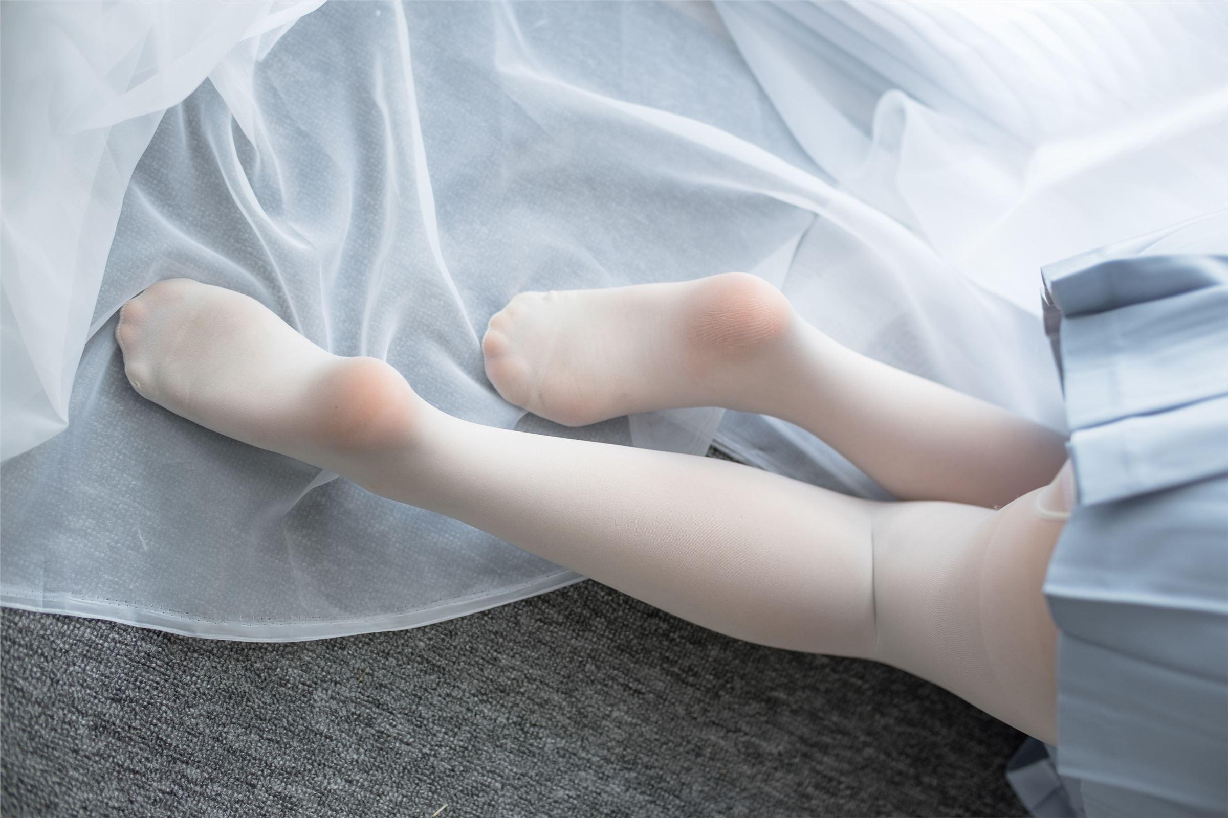 森萝财团写真 - R15-027  完美丝足