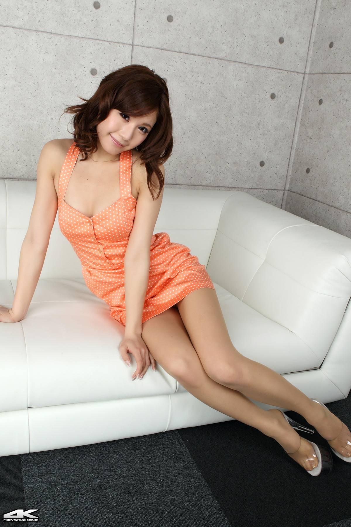 4k-star套图 NO.00011 熊乃あい「私服」日本性感美女