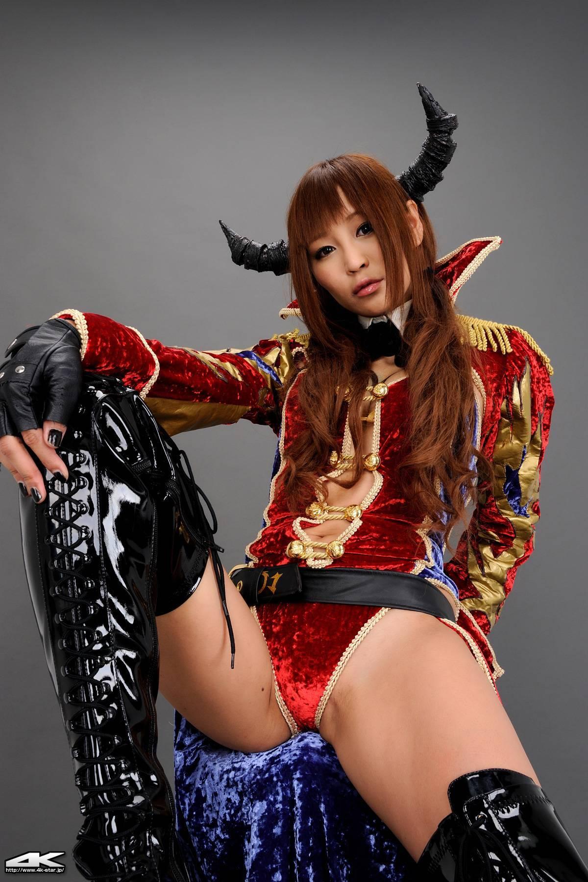 4K-Star No.0027 小野さゆり 日本性感制服美女图片