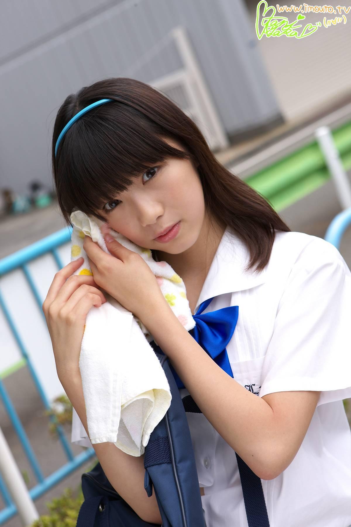 Imouto.tv   大谷彩夏 Ayaka Ootani ~Gallery 01 女优写真